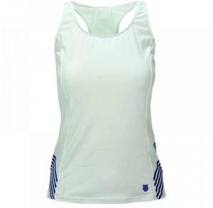 Майка жен. K-Swiss Match tank white